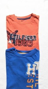 Tommy Hilfiger boys t-shirts size 6-7